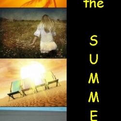 Prompt #4 … Feel the summer