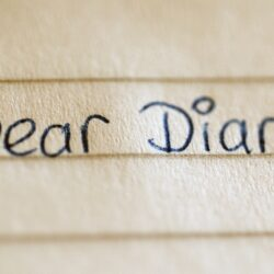 Prompt #222: Dear Diary