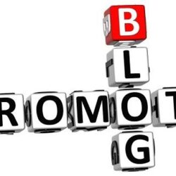 Prompt #291: Promote a blog