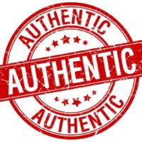 Prompt #377: Authentic